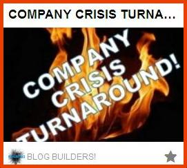 Company Crisis Turnaround Photo