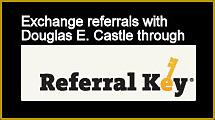 Referral Key Button Link - Douglas E. Castle